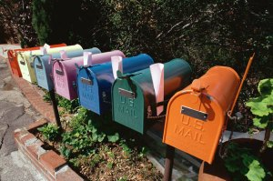 colorful-mailbox
