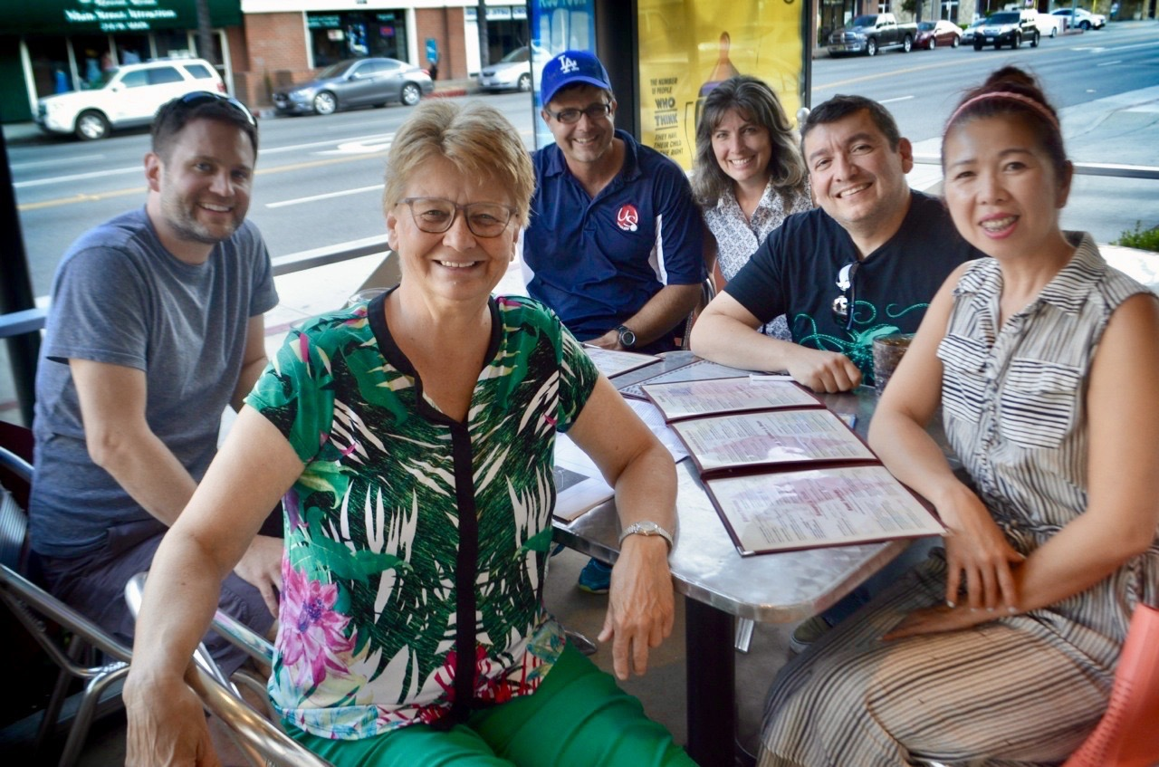 Camaraderie and Community Action on August 23
