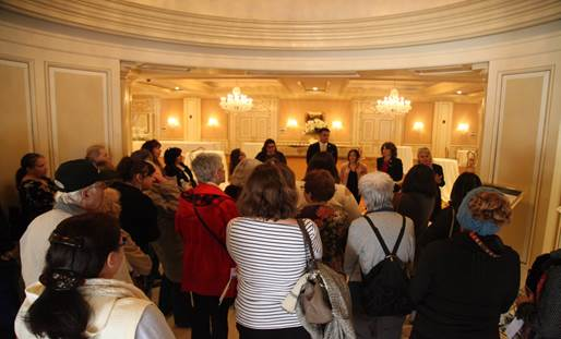 The Langham Huntington Hotel Tour – An Overwhelming Success