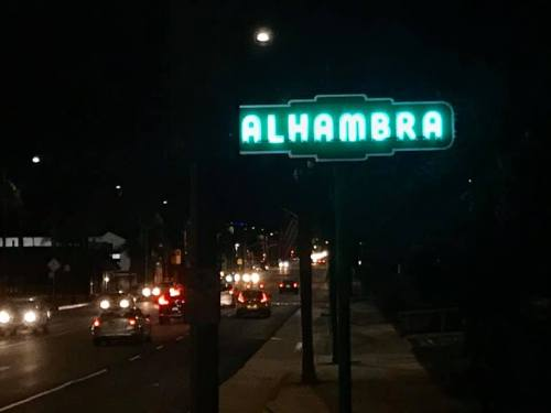 Alhambra.neon.sign